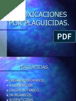 Intoxicaciones  por plaguicidas .ppt