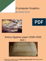 history of computer graphics2