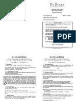 2012 Exam Paper