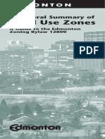 Land Use SumLand Use Zones
