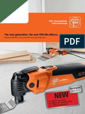 5-Pack Fein 6-37-17-107-04-9 36 Grit Dust Free Sandpaper