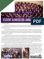 SAA Fall 2014 Newsletter