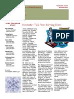 December Newsletter JOBS