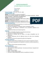 2014 Unidad Nº 1 Cs. Sociales