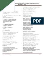 Cantos de La Posada 2014