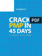 Crack PMP in 45 Days
