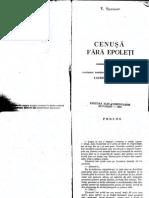 Cenusa Fara Epoleti-Victor Suvorov
