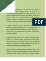 Trabajo - Diseño Tipos y Niveles de La Investigacion