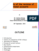Highlights of the Revision of National Accounts_KNBS