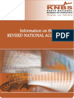Kenya Rebasing of GDP 2014 Kenya National Bureau of Statistics Data