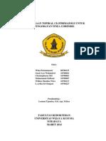 Penggunaan Topikal Clotrimazole Untuk Pengobatan Tinea Corporis (Kelompok 5)