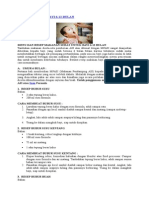 Resep Makanan Bayi 6