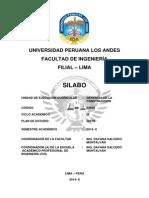 Silabo Gerencia de La Construccion 2014-II Civil (2)