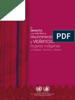 OACNUDH Mujeres Indigenas