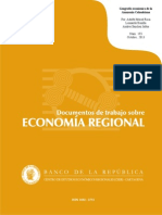 Geografia Economica de La Amazonia Colombiana