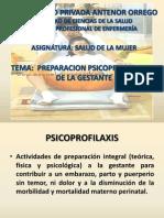11.Control Psicoprofilaxtica