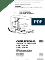 CUC2600 - 2800