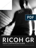 Ricoh Gr eBook Guide