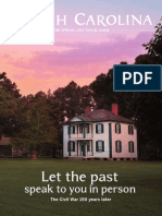 2015 Official North Carolina Travel Guide