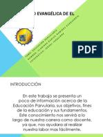 Educacion Parvularia Clarissa Ramirez