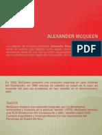 Alexander Mcqueen Colecciones