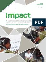 Impact Spring 2014