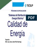 Calidad de Energía Sistema de Calificación