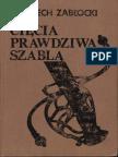 Cutting With a Real Sword - Wojciech Zablocki 1989