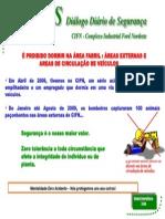 DDS PROIBIDO DORMIR AREA FABRIL 125.ppt