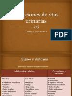 Cistitis y Pielonefritis