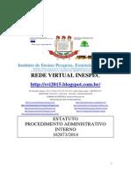 Estatuto Votação Aprovado Prt 104623.41.2014