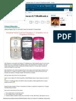 Actualizar Nokia C3 Firmware 8