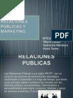 Relaciones Publicas y Marketing