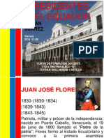 Presidentes Ecuador