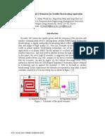116 - Design of High-Q Resonator for Satellite Broadcasting Application