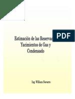 Calculo de Reservas Analogia-Volumetrico