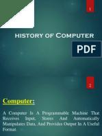 Milestone in Computing