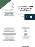 Conferencias+2011