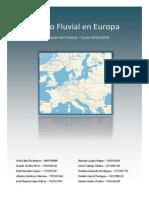 Tráfico Fluvial en Europa