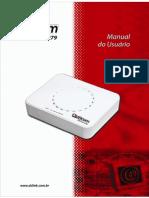 Manual modem dslink