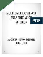 2 Modelosexcelenciaeduc Sup n Diapositivas 121024192740 Phpapp01