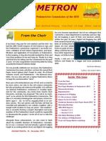 Pedometron, Issue 36