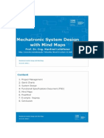 (2010) Mechatronics Systems Design With Mind Maps