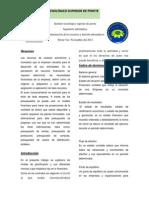 Planeacion y Evaluacion de Los Recursos Fisicos Existentes