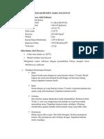 Linear Benzen Alkil Sulfonat