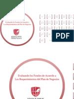 Evaluando los fondos de acuerdo a los requerimientos del plan de negocios.pdf