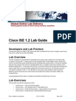 Lab Guide ISE 1 2 Update