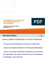 Fundamentos Da Matemática EF-PCNs-11!11!2014