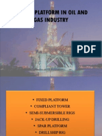 Types of Platform, onshore