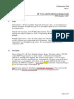 Appnote Trf796x Pwramp 4w